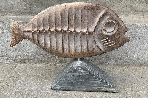 Abraham Ruben 'Fish Out Of Water' circa 1998