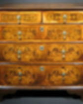 Ernest Johnson 13 - William & Mary Chest