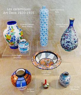 Zegers Antiques & Design Art Deco Potter