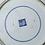 Thumbnail: A splendid 17th C Japanese Ai Kutani moulded dish Chokichidani kiln, Arita c1655