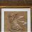 Thumbnail: Henri-Pierre Picou (1824-1895) attr., 'Female figure in motion' pencil & gouache