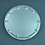 Thumbnail: An English sterling silver salver by Omar Ramsden, hallmarked London 1928