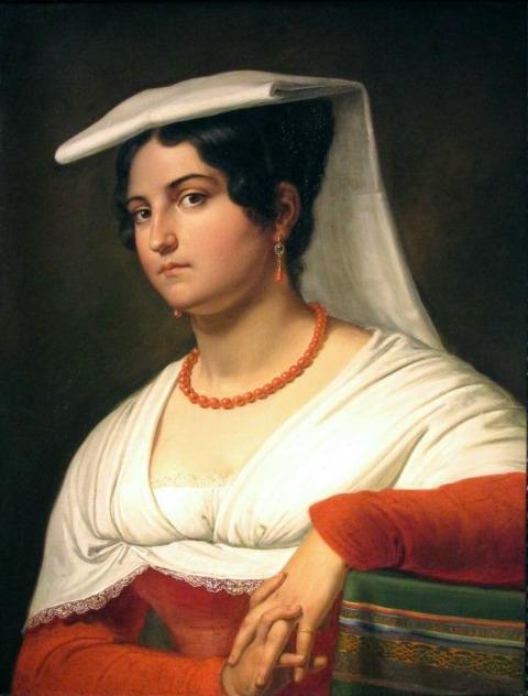 AN ITALIAN WOMAN