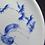 Thumbnail: A splendid 17th C Japanese Ai Kakiemon cranes dish, Nangawara kiln Arita, c1665