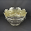 Thumbnail: A large George IV sterling silver Monteith bowl (punch bowl), London, 1828