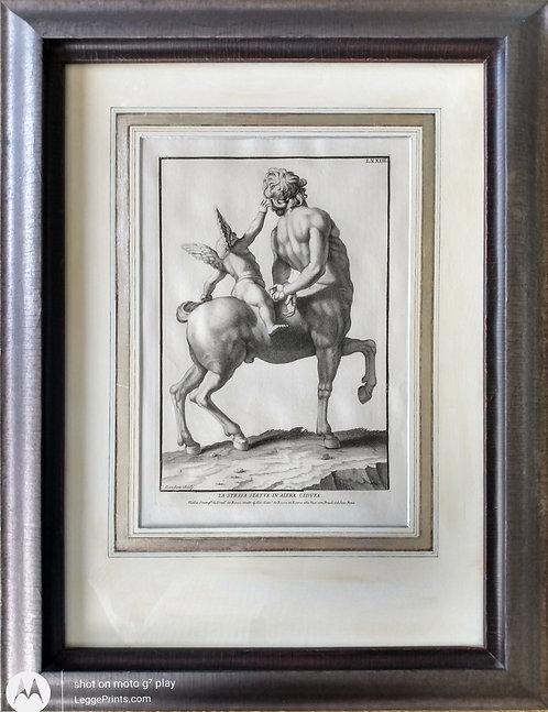 Giovanni Antonio Faldoni (1687-1770) 'Delle Antiche Statue', 1704