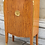 Thumbnail: Mahogany cabinet by Jules Leleu, designed by Debarre & executed by Perret