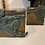"Thumbnail: Rare pair of bronze side tables ""Creation of Man"" Philipp & Kelvin Laverne, 1965"