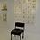 Thumbnail: Rare sculpted bronze chair, model P E 105 by Paul Evans