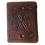 Thumbnail: A small 19thC book box from the Maritimes, untouched surface, carved decoration