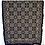 Thumbnail: A Canadian jacquard woven coverlet, W & J Noll, Petersburg Ontario, c1871-1905