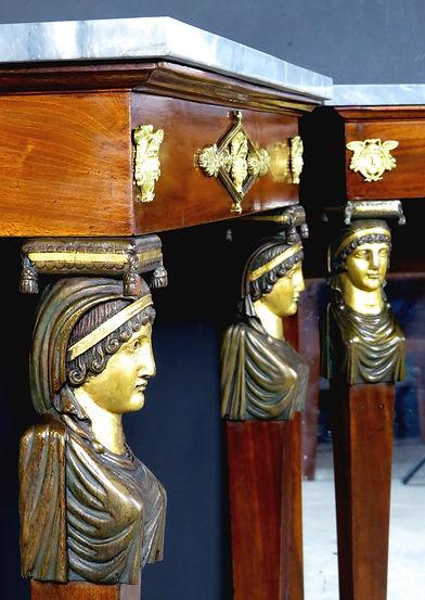 Empire Period Console Tables, e.jpg