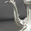 Thumbnail: A George III sterling silver coffee pot, William Collings, London 1775