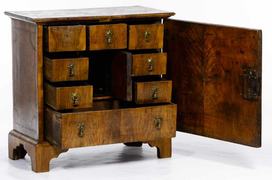 WILLIAM & MARY SPICE CABINET