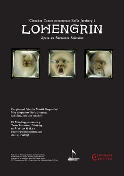 LOHENGRIN Cinnober Teater