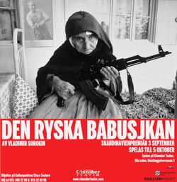 Babuska Affisch klippt copy