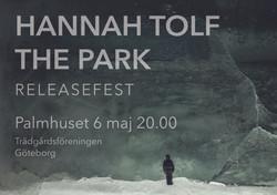 Affisch Terje The Park.jpg