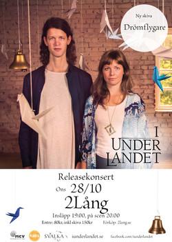 I Underlandet 28okt Affisch A4