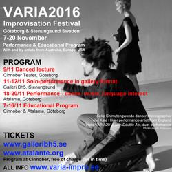 VARIA2016 till Okimono oktober