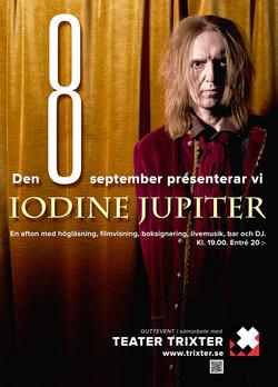 Iodine Jupiter 2