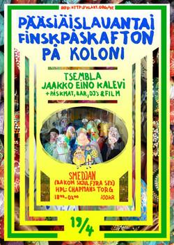 Koloni Fins Påsk