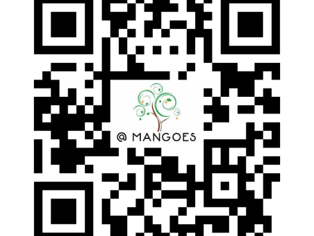 @ Mangoes QR Code Launched