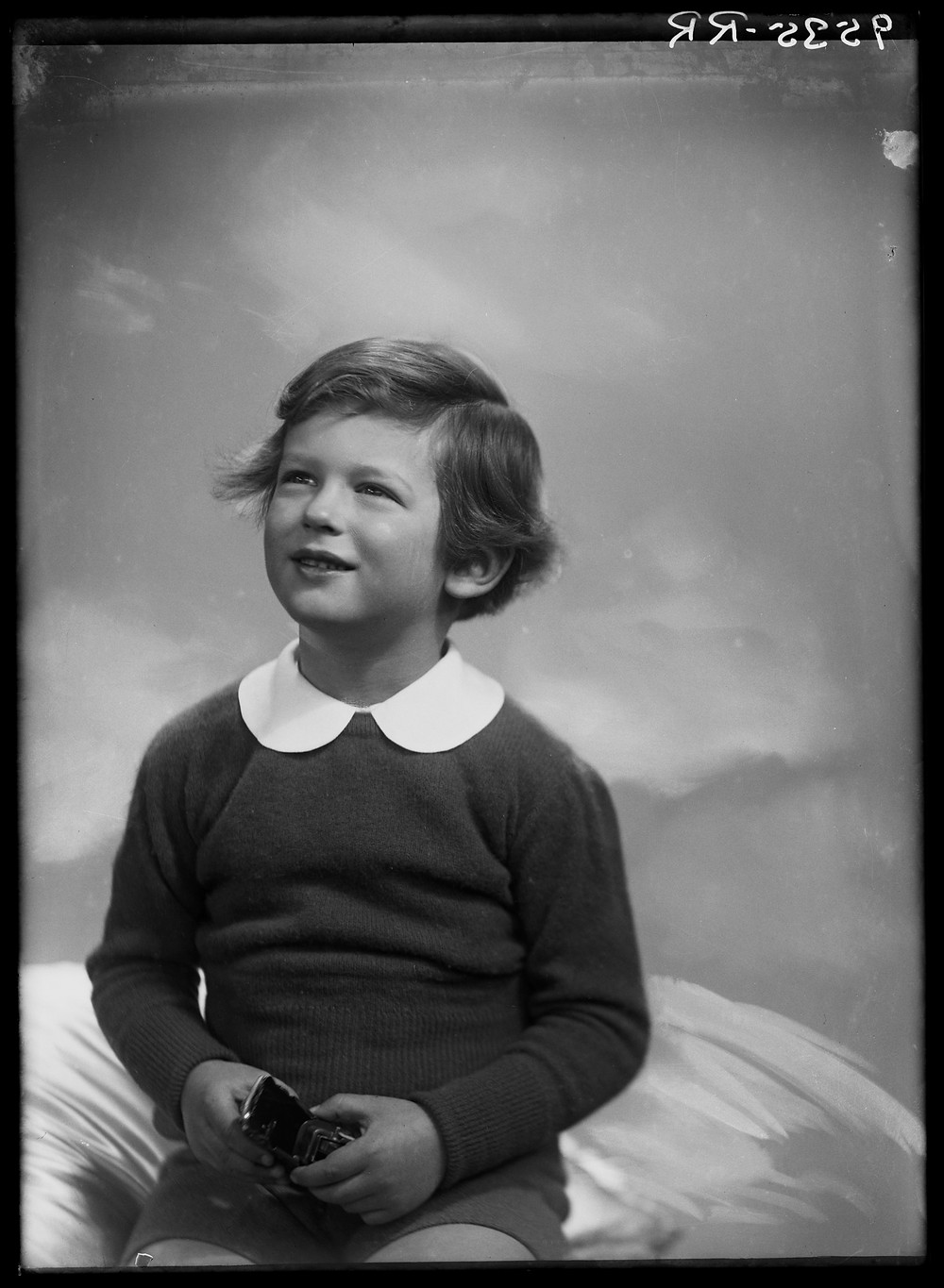 Prince Edward, 1940. Royal Collection Trust/(c) Her Majesty Queen Elizabeth II 2018