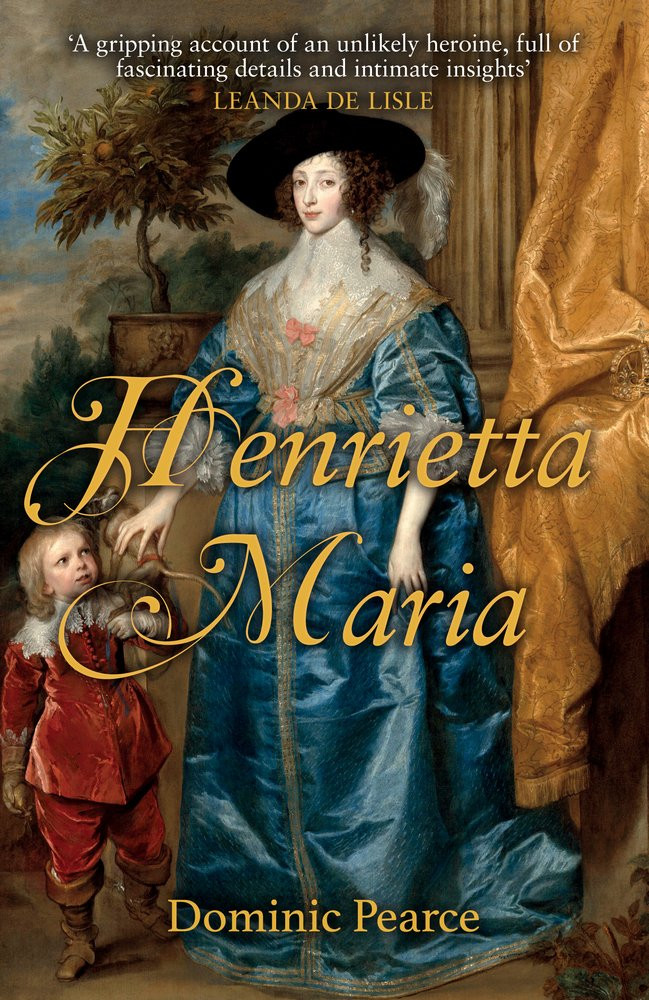 Henrietta Maria by Dominic Peace, paperback book. Henrietta Maria of France, was the Queen of England as the wife of Charles I