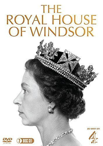 The Royal House of Windsor C4 series DVD