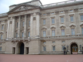 buckingham palace cover photo