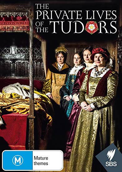 The Private lives of the Tudors DVD