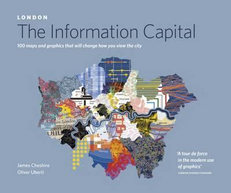 LONDON The Information Capital  100 maps
