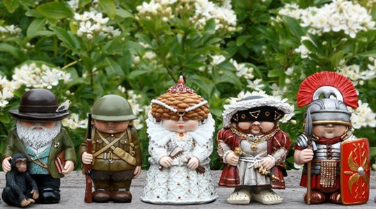 English Heritage Mini Me Models, English heritage shop link
