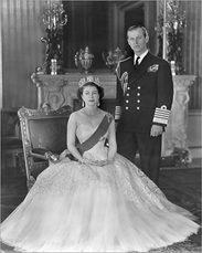 The Queen & Duke of Edinburgh