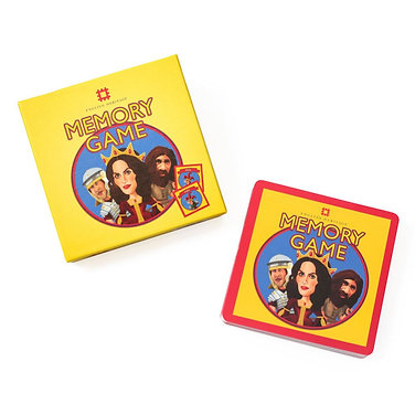 memory game people through history