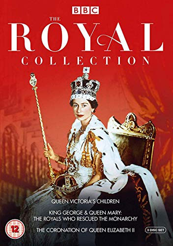 The Royal Collection boxset DVD