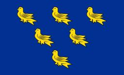 The Flag Institute [Public domain], via Wikimedia Commons