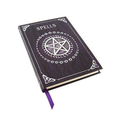 Book of spells notebook