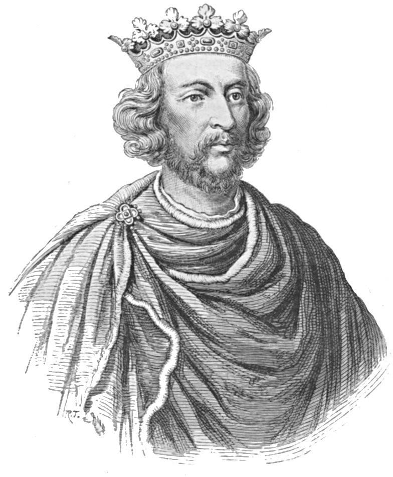 King Henry III, plantagenet king of England