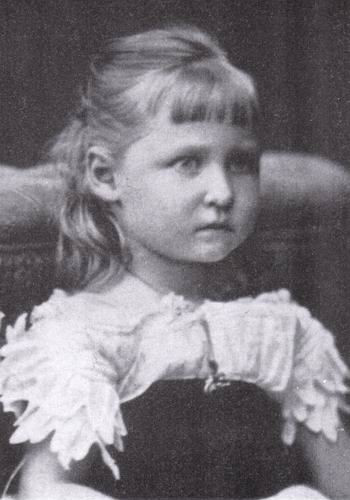 Princess Marie of Hesse and by Rhine granddaughter of Queen Victoria