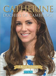 Catherine, Duchess of Cambridge - Pitkin guide