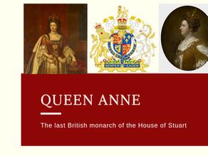 Queen Anne (1665 –1714)