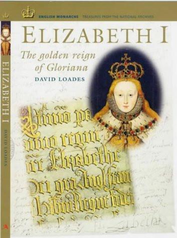 Elizabeth I by David Loads, paperback book. Queen of England, Elizabeth was the last Tudor monarch of England.