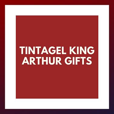 Tintagel, King Arthur Gifts
