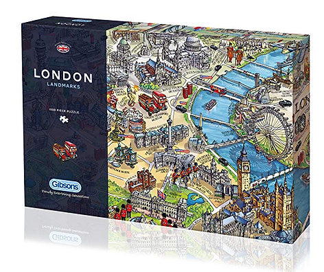 City of London jigsaw