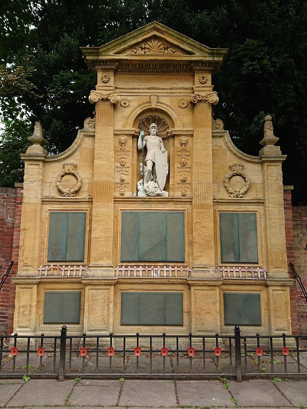 Lichfield War Memorial