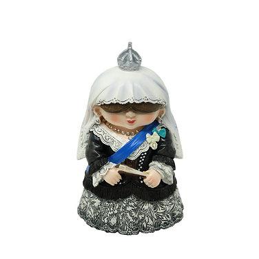 Queen Victoria Mini Me Model