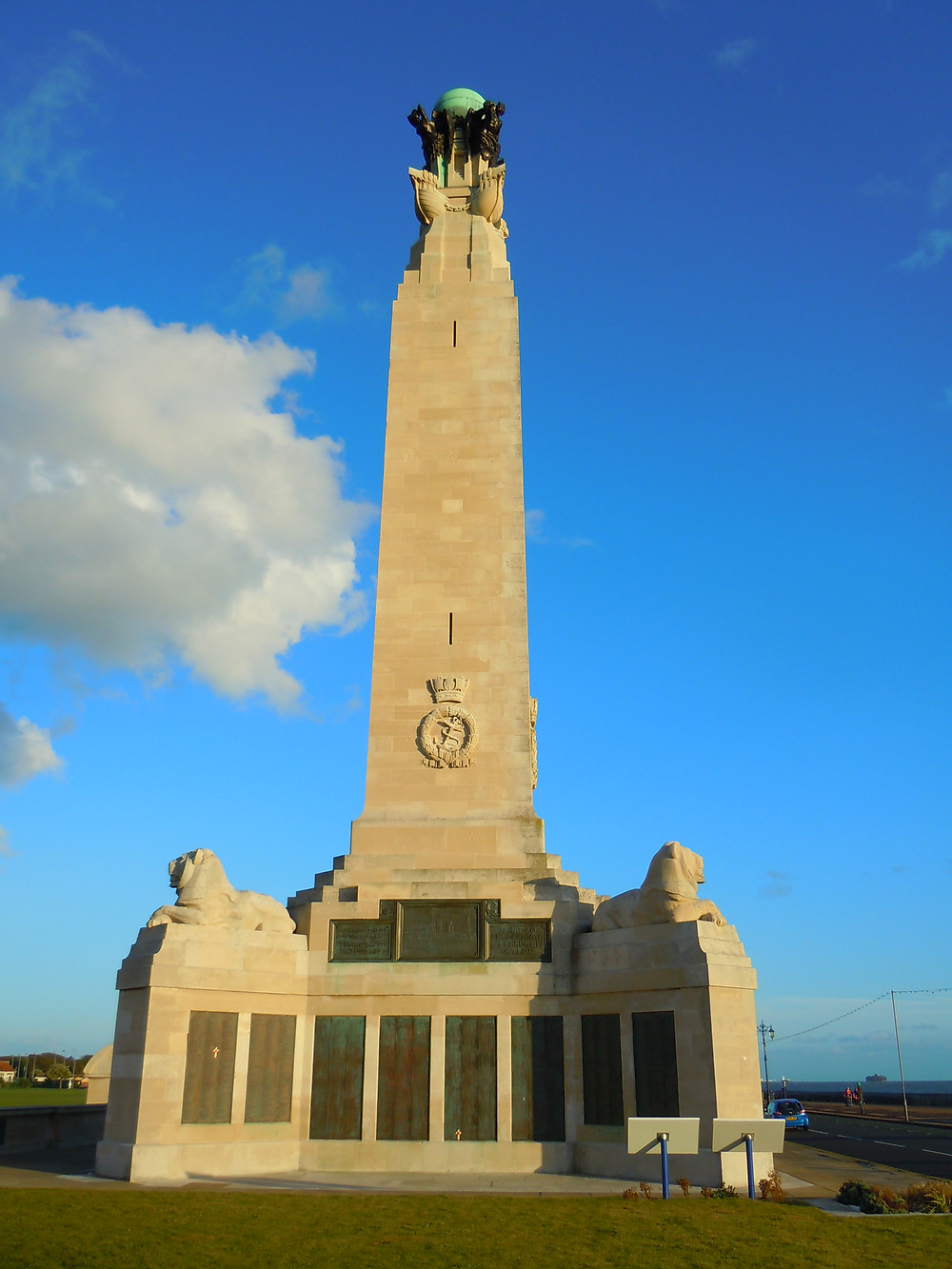 Royal Navy Memorial - Portsmouth
