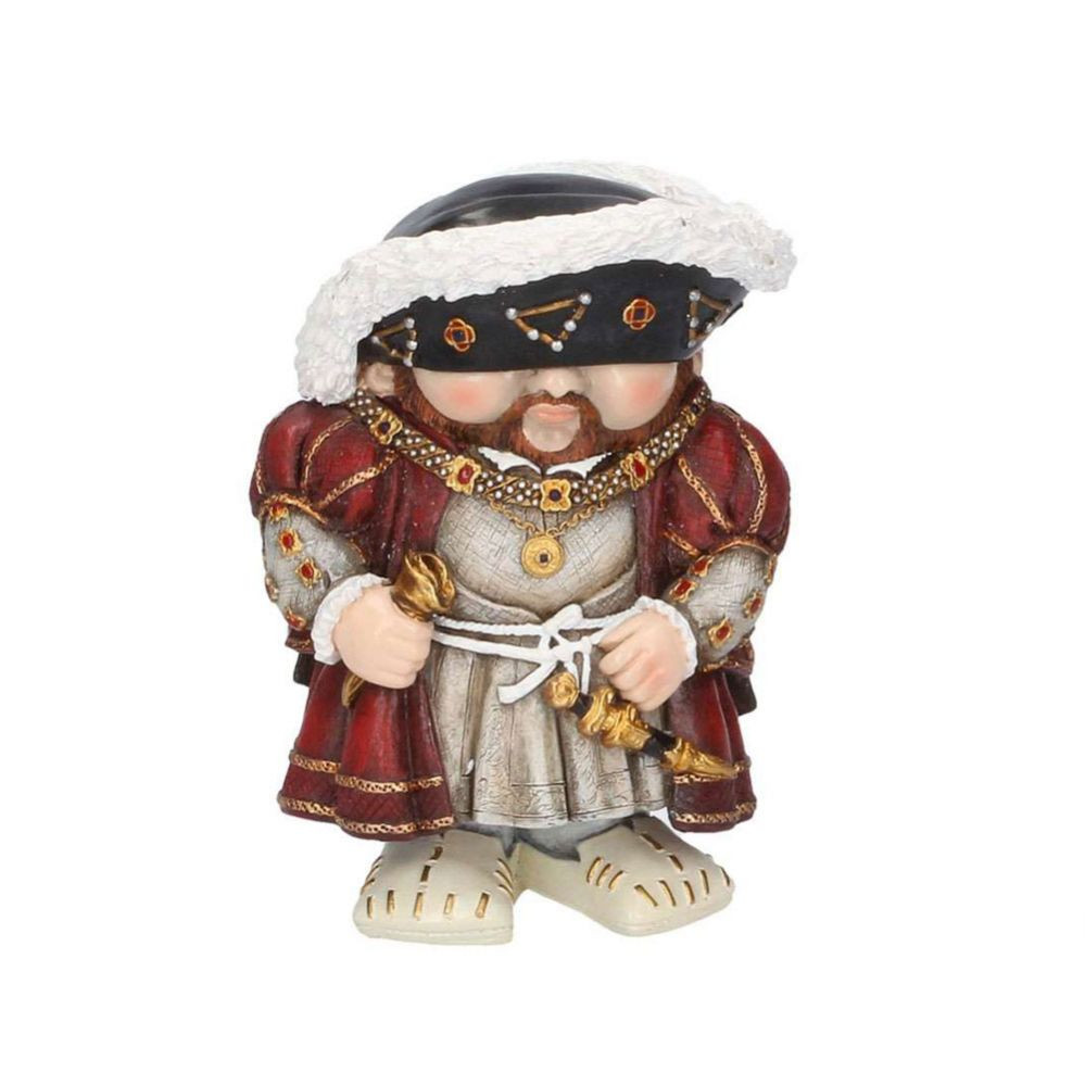 Henry VIII mini me model at the English Heritage Shop