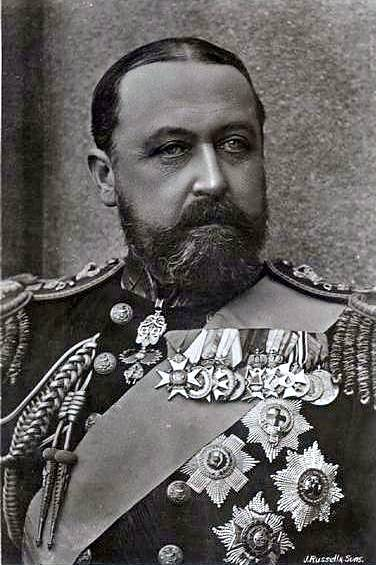 Prince Alfred, sone of Queen Victoria